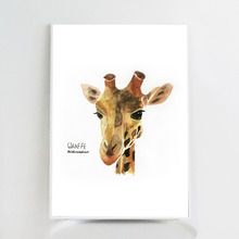 A-Giraffe(Painter Hundred)